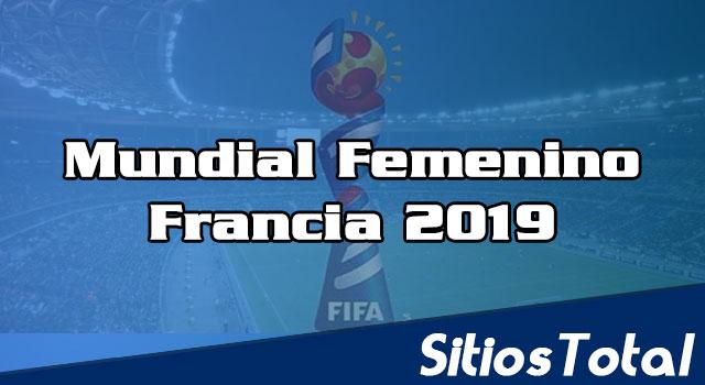Francia vs Noruega en Vivo – Mundial Femenil Francia 2019 – Miércoles 12 de Junio del 2019