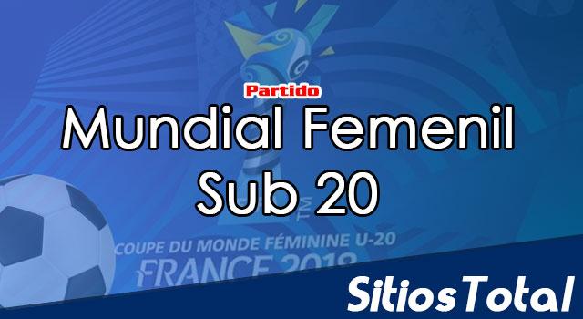 Haití vs Nigeria en Vivo – Mundial Sub 20 Femenil – Jueves 9 de Agosto del 2018