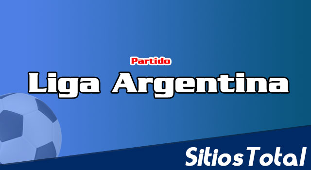 Patronato vs Argentinos Juniors en Vivo – Superliga Argentina – Domingo 7 de Abril del 2019