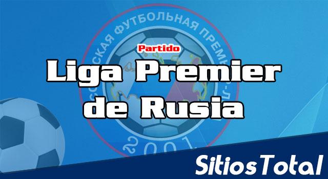 FK Amkar Perm vs FC Tosno en Vivo – Liga Premier de Rusia – Lunes 16 de Octubre del 2017