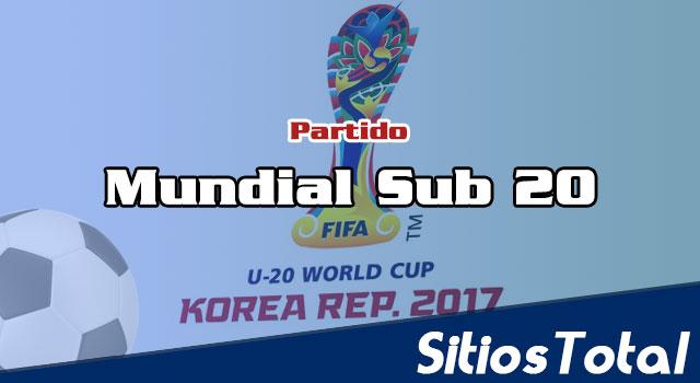 México vs Vanuatu en Vivo – Mundial Sub 20 – Sábado 20 de Mayo del 2017