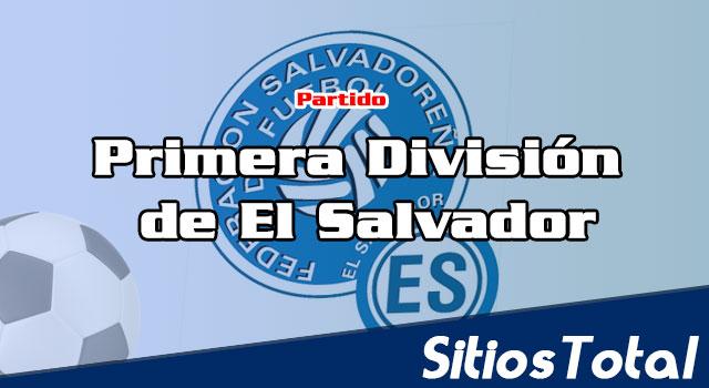 Santa Tecla vs Once Deportivo en Vivo – Liga Salvadoreña – Domingo 1 de Diciembre del 2019