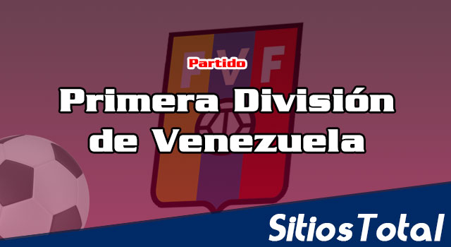 Deportivo Táchira vs Deportivo La Guaira en Vivo – Liga Venezolana – Domingo 5 de Agosto del 2018