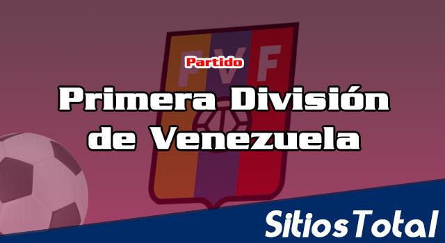 Caracas F.C. vs Zulia en Vivo – Liga Venezolana – Domingo 6 de Mayo del 2018