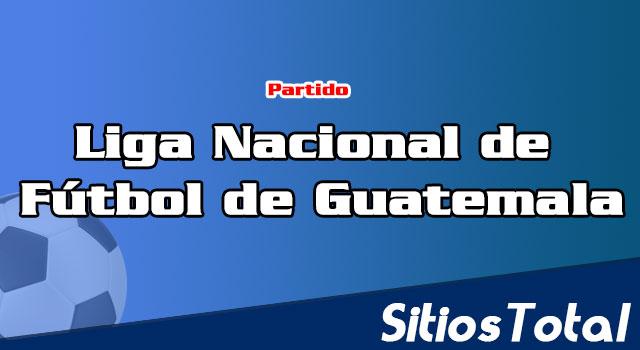 Guastatoya vs Siquinalá en Vivo – Liga Guatemalteca – Sábado 12 de Mayo del 2018