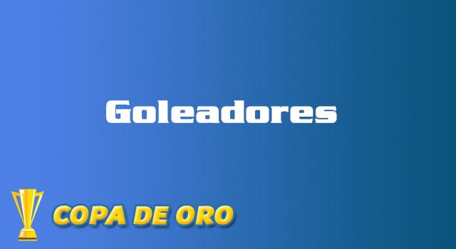Goleadores