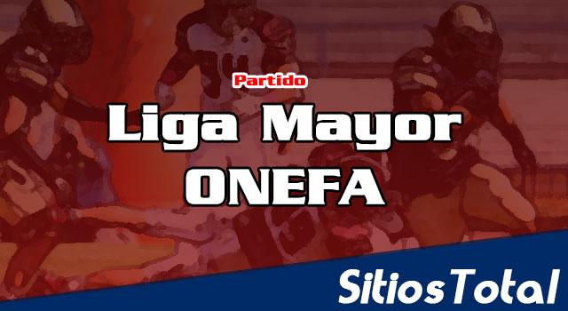 Burros Blancos IPN vs Auténticos Tigres UANL en Vivo – Liga Mayor ONEFA – Sábado 22 de Septiembre del 2018