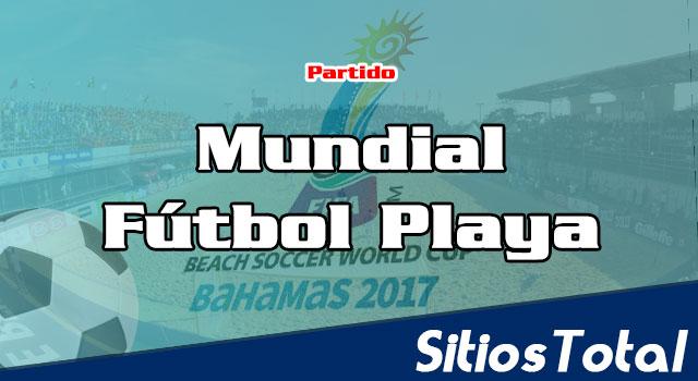 Tahití vs Polonia en Vivo – Mundial de Fútbol de Playa – Martes 2 de Mayo del 2017