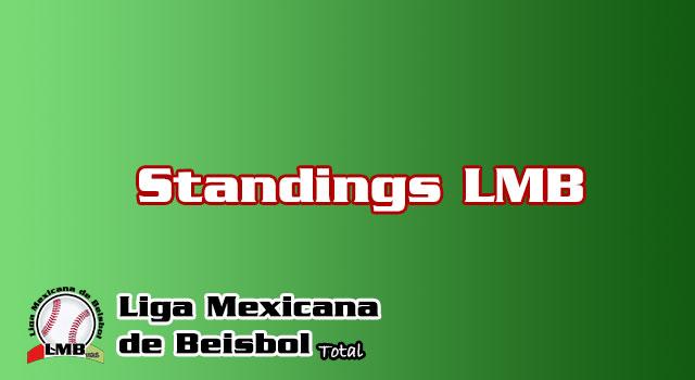 Standings LMB