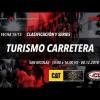 Turismo Carretera – San Nicolás: Sábado Clasificación TC y series TCP en Vivo – Sábado 8 de Diciembre del 2018