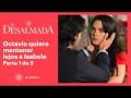 Resumen La Desalmada – Capitulo 76 – Octavio provoca el enojo de Fernanda