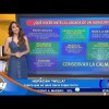 Información Huracán Willa – Clima de hoy con Yanet García – Martes 23 de Octubre del 2018