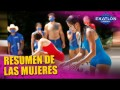 Competencia Mujeres – Capítulo 34 – Temporada 5 – Exatlón Estados Unidos