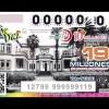Loteria Nacional Sorteo de Diez No. 191 en Vivo – Miércoles 20 de Junio del 2018