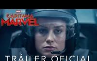 Tráiler de la película Capitana Marvel subtitulado al Español
