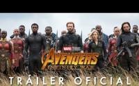 Tráiler oficial de «Avengers: Infinity War»
