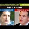 Debate Elección Extraordinaria Monterrey: Adrián de la Garza y Felipe de Jesús Cantu en Vivo – Lunes 10 de Diciembre del 2018
