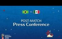 Lo que dijo Osorio tras la derrota ante Brasil en el Mundial Rusia 2018