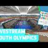 Juegos Olímpicos de la Juventud – Buenos Aires 2018 en Vivo – Lunes 15 de Octubre del 2018