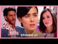 Resumen El color de la pasión – Capitulo 47 – Daniela le confiesa a Lucía que perdió un hijo de Marcelo
