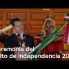 Ceremonia del Grito de Independencia 2018 en México – Completo, Online y Gratis!