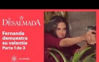 Resumen La Desalmada – Capitulo 78 – Fernanda se enfrenta a los delincuentes