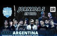 FMS Argentina en Vivo – Jornada 5 Temporada 2020 – Urban Roosters – Domingo 27 de Diciembre del 2020