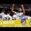 Repetición del Partido entre Atlético de Madrid vs Real Madrid de la LaLiga Temporada 2015/2016