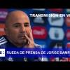 La Lista de Sampaoli con convocados de Argentina para el Mundial 2018 en Vivo – Lunes 21 de Mayo del 2018