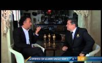 Entrevista con Alejandro González Iñárritu tras su victoria en el Oscar 2015