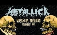 Metallica en Vivo desde Muskegon Michigan (Noviembre 1991) Online – Completo!