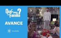 Avance Qué le pasa a mi familia? – Capitulo 2 – Martes 23 de Febrero del 2021
