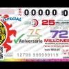 Loteria Nacional Sorteo Especial No. 208 en Vivo – Martes 17 de Julio del 2018