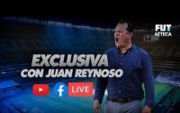 Entrevista de TV Azteca con Juan Reynoso tras ser campeón con Cruz Azul Online – Completo!