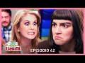 Resumen Antes muerta que Lichita – Capitulos 42 y 43 – Luciana abofetea a Alicia frente a todos!