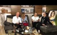 Yolanda Andrade y Mariana Ochoa en la Saga Live programa del Jueves 1 de Marzo del 2018 – Completo, Online y Gratis!