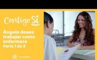 Resumen Contigo Sí – Capitulo 7 – Ángela busca trabajo