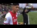 Mejores jugadas de Edson Álvarez en su debut con el Ajax