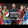 Canteranos MLS vs México Sub20 en Vivo – Chipotle MLS Homegrown Game – Miércoles 27 de Julio del 2016