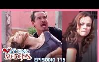 Resumen A que no me dejas – Capitulos 115 y 116 – Valentina intenta escapar!