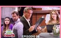 Resumen Antes muerta que Lichita – Capitulos 98 y 99 – Alicia le cuenta su historia con Roberto a Santiago