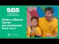 Resumen S.O.S Me estoy enamorando – Capitulo 12 – Fede y Alberto celebran su primer lugar!
