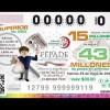 Loteria Nacional Sorteo Superior No. 2553 en Vivo – Viernes 25 de Mayo del 2018
