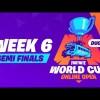 Fortnite World Cup – Semana 6 – Semifinales en Vivo – Sábado 18 de Mayo del 2019