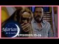 Resumen Mariana de la noche – Capitulo 25 – Atilio golpea a Mariana al enterarse que ama a Halcón!
