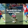 México vs Argentina en Vivo – Final Neymar Jr's Five World Final 2018 – Sábado 21 de Julio del 2018