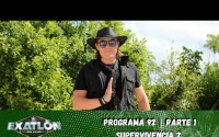 Exatlón México Capitulo 92 transmitido el Domingo 3 de Enero del 2021 Online – Completo!