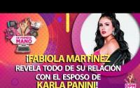 Fabiola Martínez confiesa todo sobre Américo Garza y Karla Panini