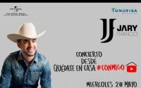 Concierto de Jary Franco desde casa en Vivo – Miércoles 20 de Mayo del 2020