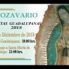 Noche Guadalupana en Vivo – Martes 11 de Diciembre del 2018